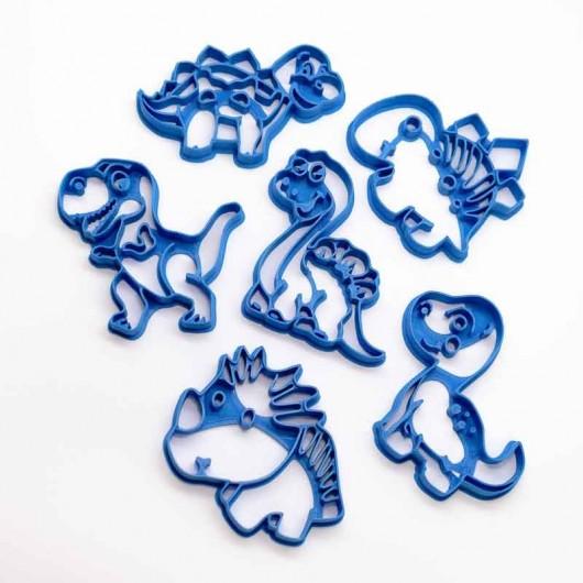 Dinosauři | Sada vykrajovátek