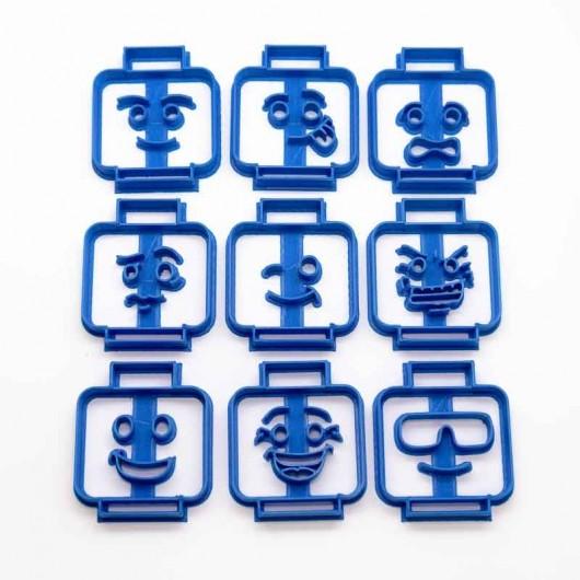 Emoji - Lego | Sada...