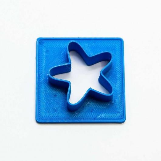 Hvězda | Vykrajovátko na...