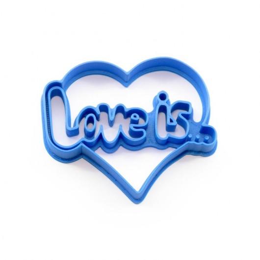Love is | Vykrajovátko