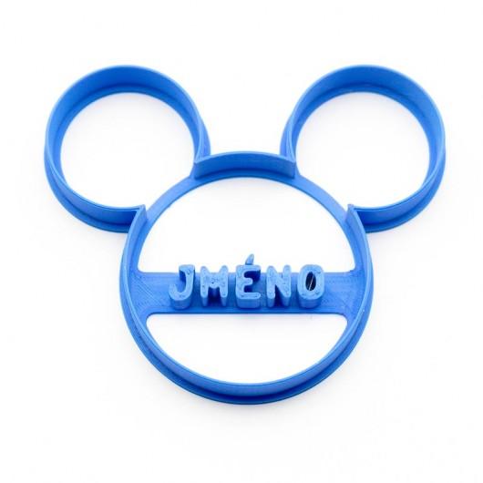 Mickey Mouse se jménem  ...