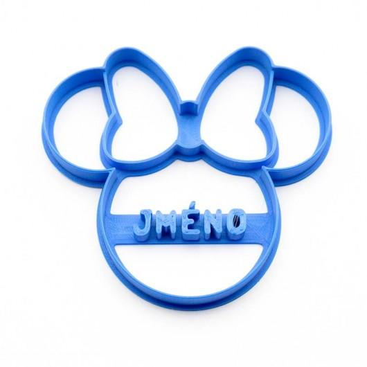 Minnie Mouse se jménem  ...