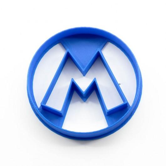 Znak M   Vykrajovátko